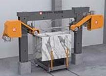 POLYONE Multiwire Marble, Granite Block Cutting Machine