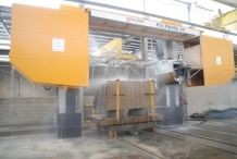 Polywire 20 Multiwire saw Blocks Cutting Machine