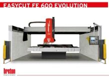 Breton Easycut FE 600 Evolution Bridge Saw