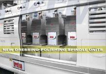 Levibreton KFM65/414 Slab/Strip Dressing and Polishing Machine
