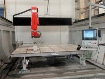 SMART-CUT S/NC 1000 OPTIMA CNC bridge saw for granite,marble