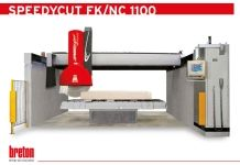SPEEDYCUT FK/NC 1100 Precise and sturdy CNC bridge saw
