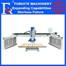 FRT-450/600/800 infrared laser marble granite stone bridge saw cutting machine overseas business factory on sale export