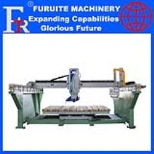 Frt-350 Inregrated stone Bridge Cutting Machine 45 degree tilting cut