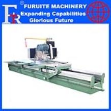 FRT-3000/3500 single disc stone edge cutting machines export