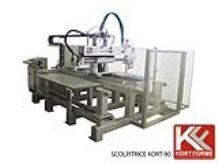 KORT 90 sculpturing machine