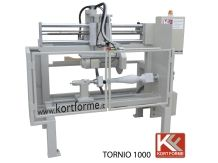 KORT LATHE 1000 Machine for balustrades,vases in marble,gran