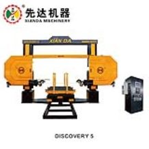 CNC DIAMOND WIRE SAW MACHINE FOR  TWIST DESIGN DISCOVERY 5