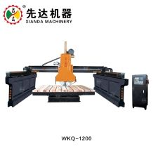 Middle Block Stone Cutting Machine WKQ-1200