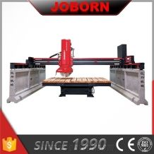 Automatic bridge saw cutting machine for high value marble