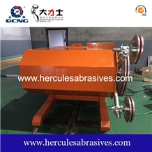 QCSJ-37 quarry wire saw machine for quarry
