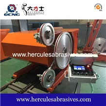 QCSJ-90 wire saw machine for quarry