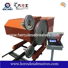 QCSJ-45 wire saw machine for quarry