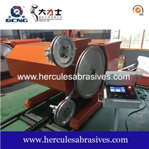 QCSJ-75 wire saw machine for quarry