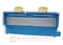 Environmental wet dusting machine