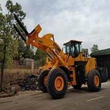 Forklift Wheel Loader 33 Tons / Block Handler 33 Tons