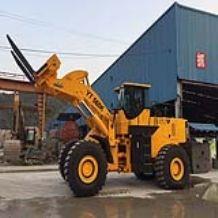 Forklift Wheel Loader 56 Tons / Block Handler 56 Tons