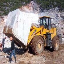 Forklift Wheel Loader 38 Tons / Block Handler 38 Tons