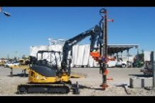 TR-EX 1000 Excavator Rock Drill Attachment