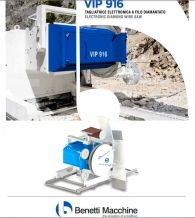 VIP 916 Quarry Wire Saw Machine