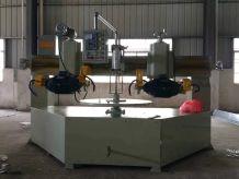 Circular griding and cutting machine /table making machine