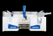 QUADRIX DV 1100 Bridge Saw Machine