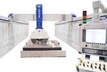QUADRIX XL 1600 5 interpolated axes CNC working centre