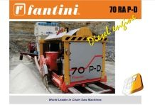 70RA-PD Quarry Bank Sawing Machine