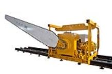HZK-800 Stone Quarry Blank Chain Saw Machine