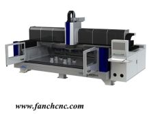 Kitchen Countertop Grabite ATC Stone CNC Machining Center