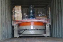 Artificial stone mixer