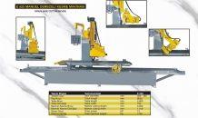E 525 Manual Angle Cutting Machine