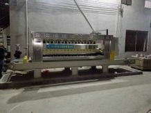polishing line for marble tile 16heads