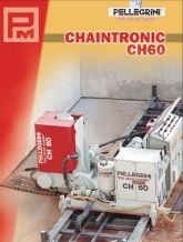 CHAINTRONIC CH60 Quarry Chain saw