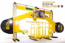 Kodiak 5 Evolution Multiwire machine for Marble Blocks