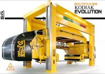 Kodiak 84 Evolution multiwire machine for granite blocks