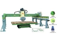 Infrared bridge automatic cutting machine with 4-column