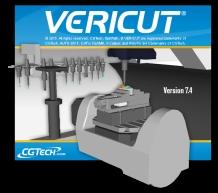 Vericut CNC Simulation