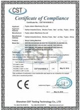 C.E.Certification
