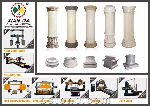 FUJIAN XIANDA MACHINERY CO., LTD